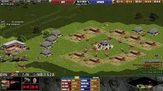 AOE 4vs4 Random GTV  vs Sparta ngày 16/01/2020 || Caster Huỳnh Phúc Thái