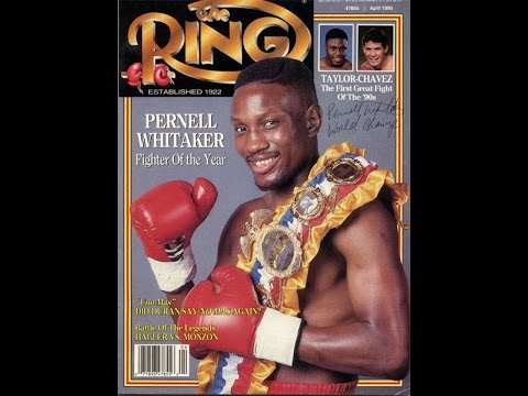 Pernell Whitaker Boxing Debate G.O.A.T OR NOT