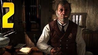 """Red Dead Redemption - Part 2 """"LEIGH JOHNSON"""" (Gameplay/Walkthrough)"""
