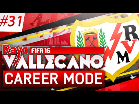 FIFA 16 | Rayo Vallecano Career Mode | #31 | Leicester City, The Spanish Version?
