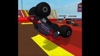 Northern Nightmare Cool Stunts -Roblox-