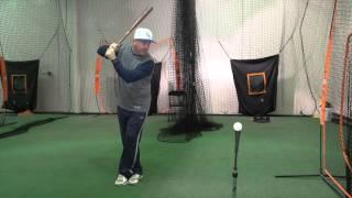 ready set launch hitting drills for baseball softball