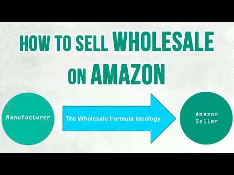 How to Sell Wholesale on Amazon - Jungle Scout Webinar #11