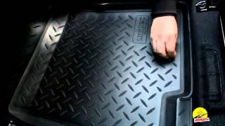 Полиуретановые коврики KIA Rio