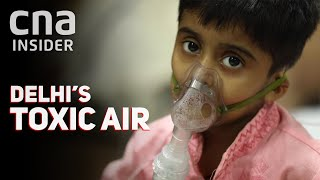 India Air-pocalypse: Delhi's Youth Fight To Breathe Clean Air