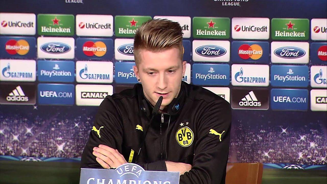 "Marco Reus: ""Real Madrid hat Schwächen"" | Real Madrid - Borussia Dortmund"