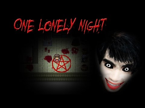 One lonely night - PewDiePie tribute Horror game -  FULL Let's Play Walkthrough