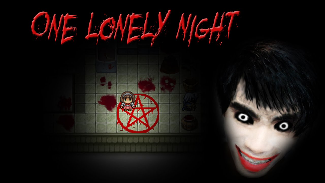 One lonely night - PewDiePie tribute Horror game - FULL