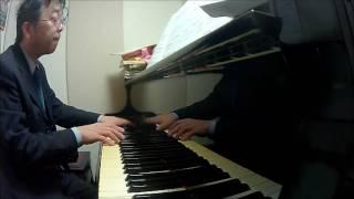 ピアノ伴奏部のみ:メンデルスゾーン/ シュテックメスト「歌の翼に」幻想曲 (for Flute and Piano)