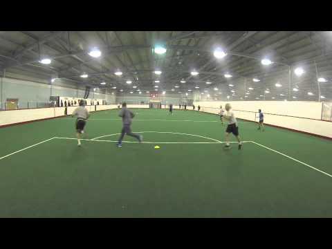 Football referee fitness