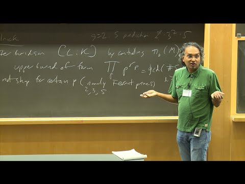 Some Applications of Group Theory to the Arithmetic of Abelian Varieties Lecture