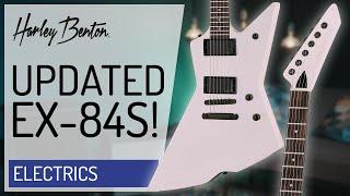 Harley Benton - The New EX-84 Modern -