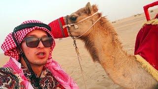 En el DESIERTO de DUBAI | VIDA EXÓTICA