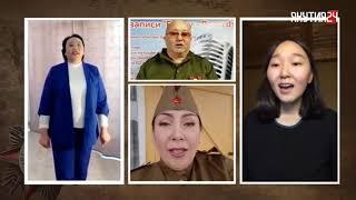 Песню «День Победы» впервые исполнили на якутском языке