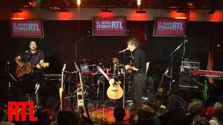 Alain Souchon - Le jour et la nuit en live dans le Grand Studio RTL - RTL - RTL