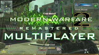 Modern Warfare 2 Remastered WILL have Multiplayer! - My Predictions | MW2 PC Gameplay
