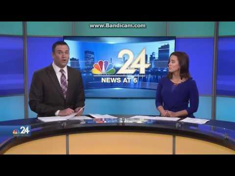 WNWO: NBC 24 News At 6pm Open--2017