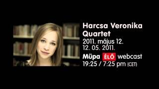 Harcsa Veronika Quartet - Live at Müpa (Müpa LIVE Webcast Trailer 2011)
