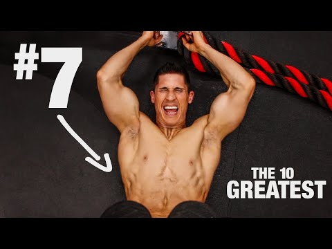 The 10 Greatest Home Exercises of All Time! (HIT EVERY MUSCLE)