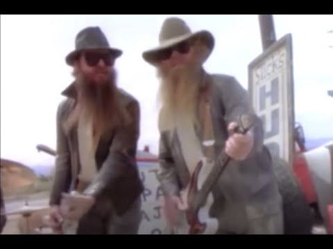 ZZ Top  Gimme All Your Lovin  MUSIC