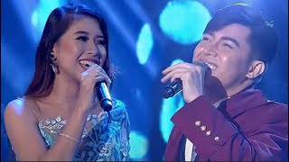 "Sheemee Buenaobra & Aerone Mendoza own ""A Million Dreams"" 