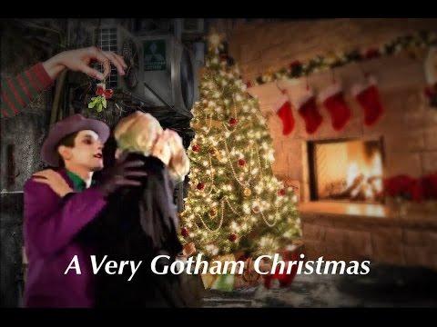 Joker Christmas Ornament.A Very Gotham Christmas A Harley Quinn And Joker Fan Film