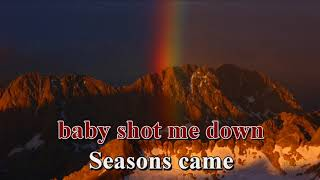 Bang Bang (My Baby Shot Me Down) Karaoke | Nancy Sinatra