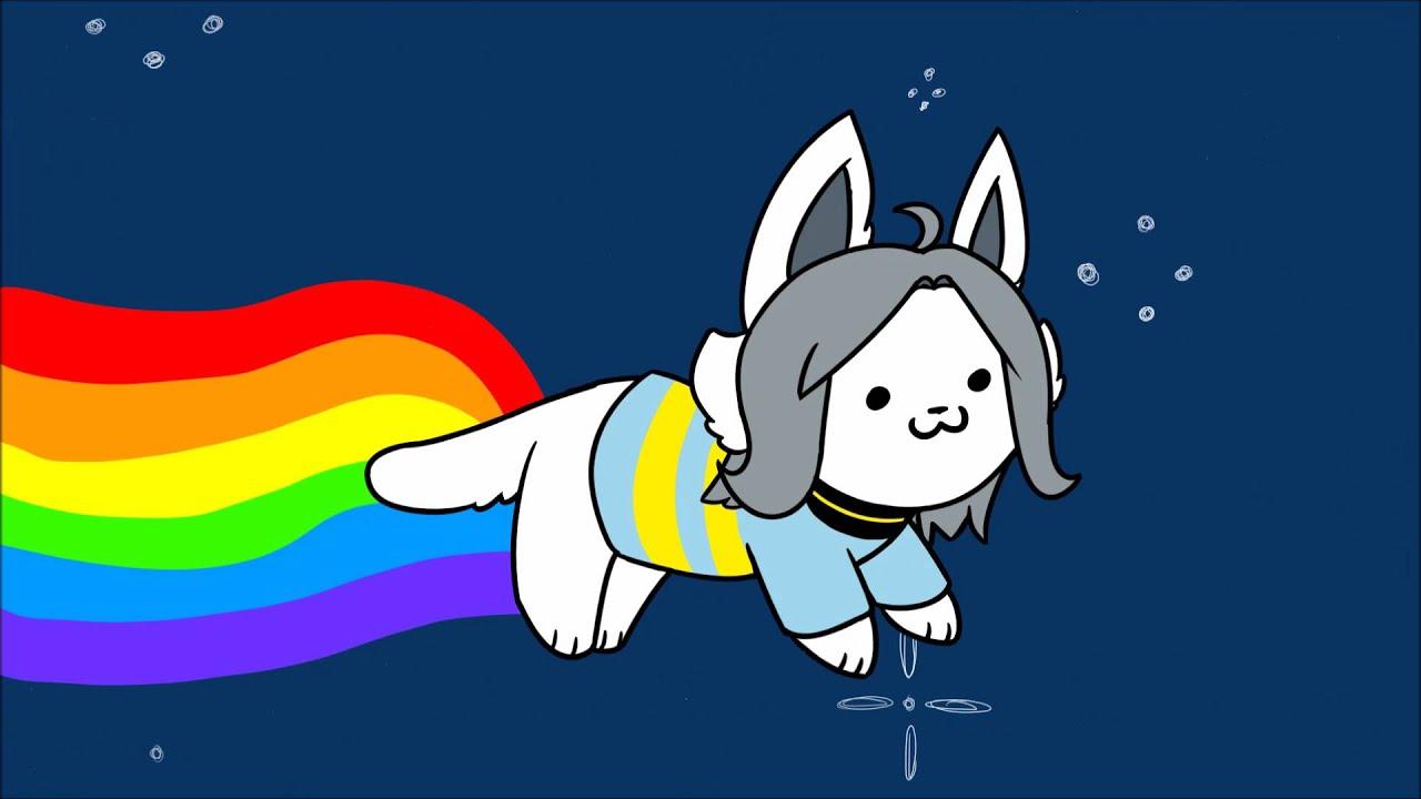 Cute Steven Universe Wallpaper ★undertale★ Nyan Temmie Youtube