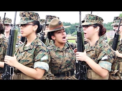 A Journey Through Marine Corps Boot Camp - Week 2