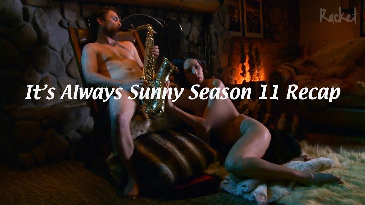 Season 11 its always sunny online dating