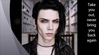 Andy Black  Rib Cage Lyrics