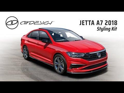 STYLING KIT Jetta A7 2019 - VW English Version