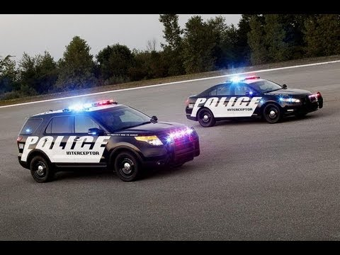 Rc Police Car Youtube