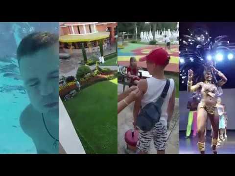 Hotel Hrizantema 4* Sunny Beach (Болгария июль 2018 г.)