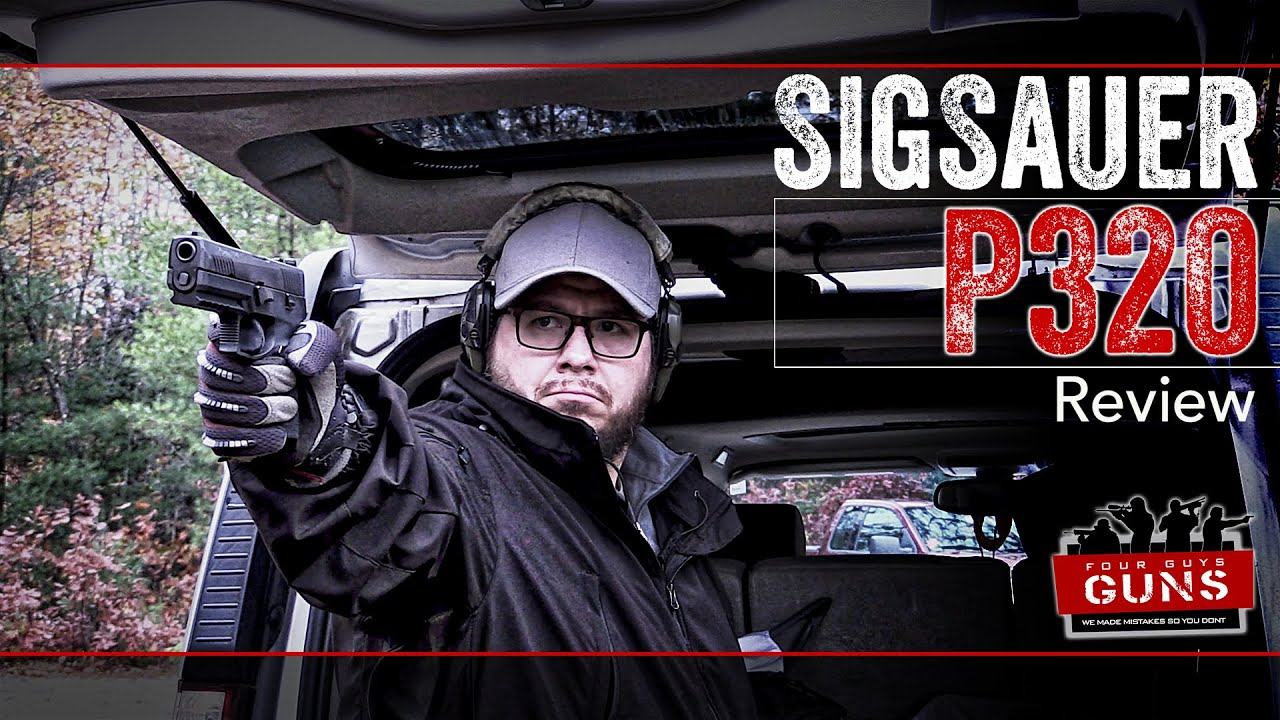 Sig P320 Review