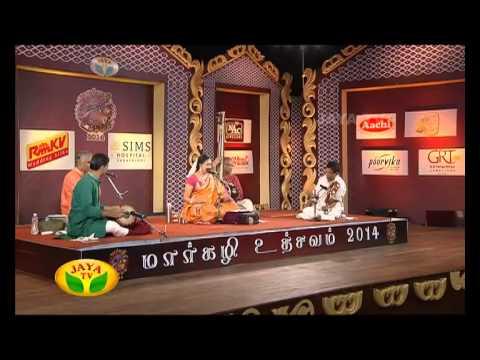 Margazhi Utsavam Sudha Ragunathan Part 01 - On 01/01/15