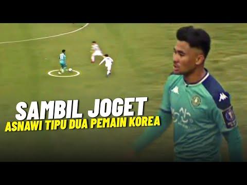 BERMAIN TANPA BEBAN ‼️ Debut Asnawi Mangkualam Ansan Greeners Yang Buat Ia Disukai Pelatih Korea