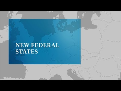 The New Federal States in Germany