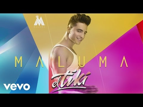 Maluma - El Tiki (Cover Audio)