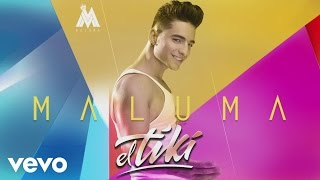 Maluma - El Tiki (Cover Audio)