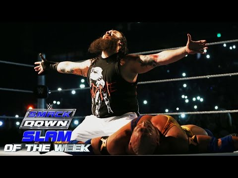 Ryback Learns the Meaning of Fear: WWE SmackDown Slam of the Week 4/30