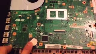 Comment réparer son PC ASUS qui ne s'allume  plus.