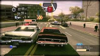Driver: San Francisco | Ford Mustang Mach 1 Gameplay - Movie Challenge [Xbox 360 | PS3 | PC] [HD]
