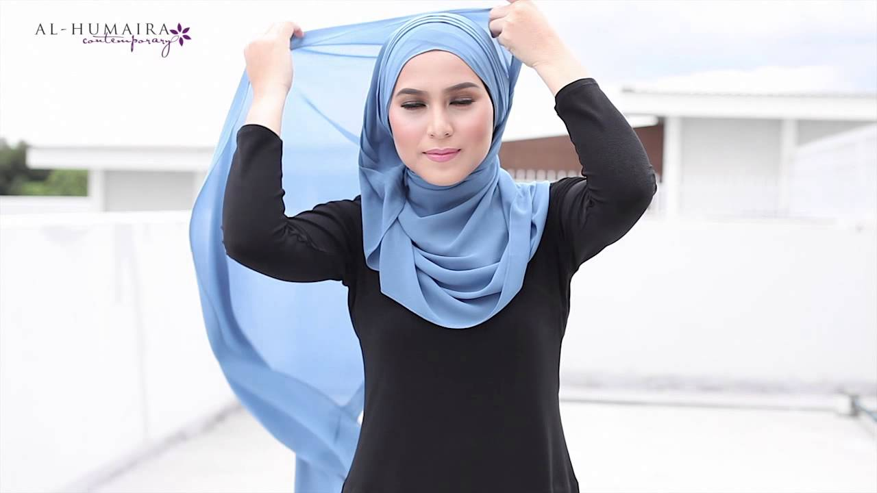 6 shawl tutorial by al humaira contemporary youtube.