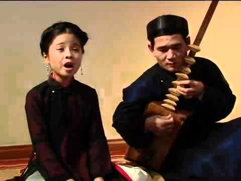 CA TRU ( Xam ) - Viet Nam Music nature song by a teen