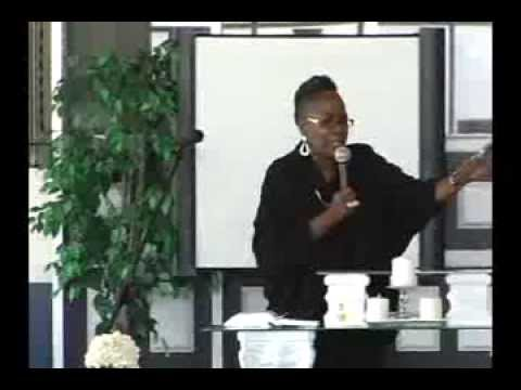 Co Pastor Cari Gaskins ( The Year Of Release )