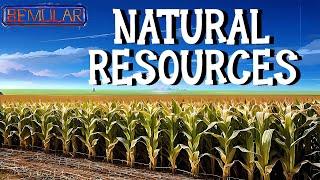 Bemular - Natural Resources (Educational Kids Music & Video)