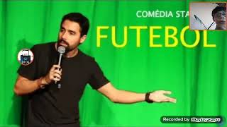 Stand up torcedores futebol Big Brother Brasil stand up