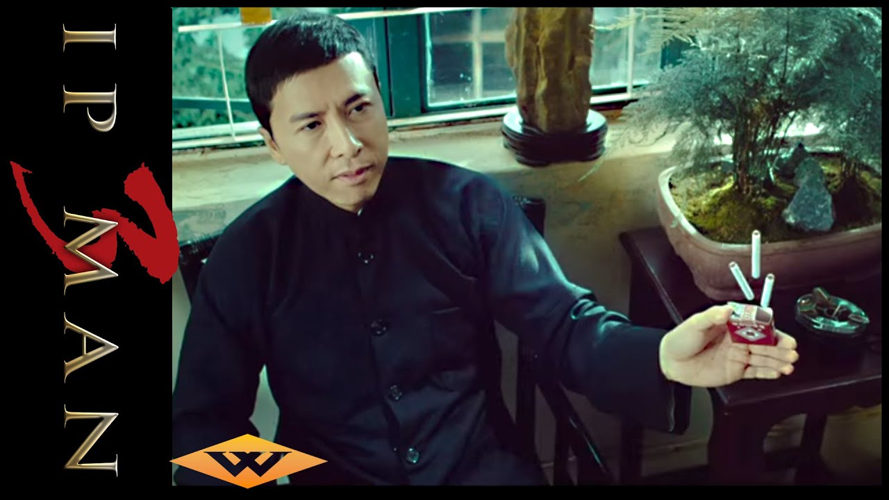 Martial Arts Movies: IP MAN 3 (2016) Clip 1 - Well Go USA