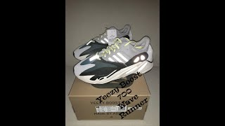 low priced e5f8c 57e43 Quick Unboxing Yeezy Boost 700 Wave Runner. Are These Dad Shoes